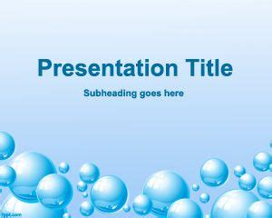 powerpoint templates free bubbles free life powerpoint template