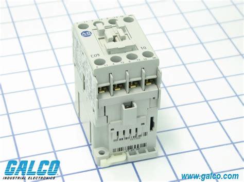 100 c09d10 allen bradley contactor galco industrial