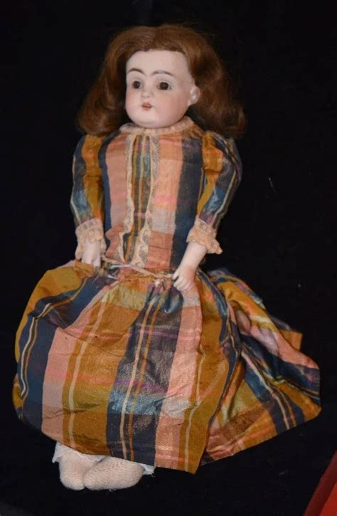 kestner bisque doll 154 antique doll bisque kestner 154 oldeclectics ruby