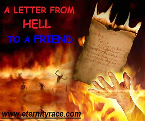 image gallery letter from hell