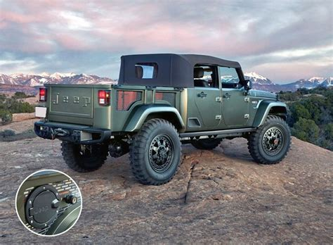 When Will The Jeep Truck Be Released by 2019 Jeep Wrangler New Truck 2016 Release Date