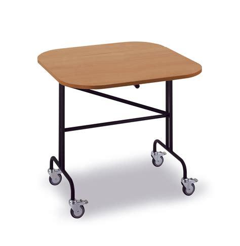 werkstatt tisch rollbar rollbarer tisch klappbar rollenklapptisch