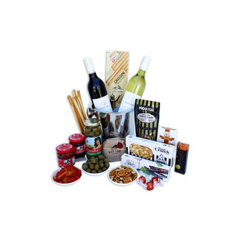 christmas gourmet wine food gift baskets perth