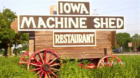 The Machine Shed Restaurant by The Iowa Machine Shed Restaurant In Urbandale Des Moines