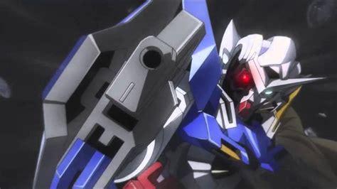 Kaos Anime Gundam 2 Exia m s g c o age 2 hound vs gn 001 exia repair
