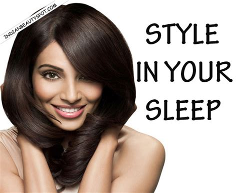 Overnight Hairstyles by Overnight Hairstyles Style In Your Sleep Theindianspot