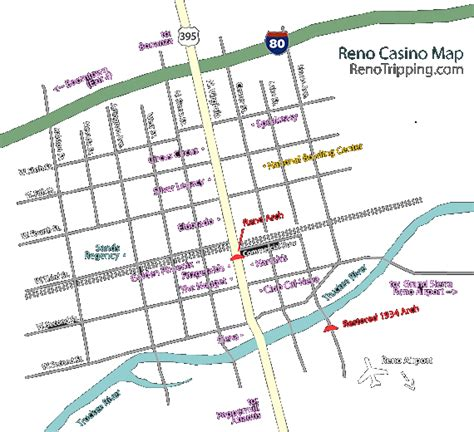 reno map map of town reno pictures to pin on pinsdaddy
