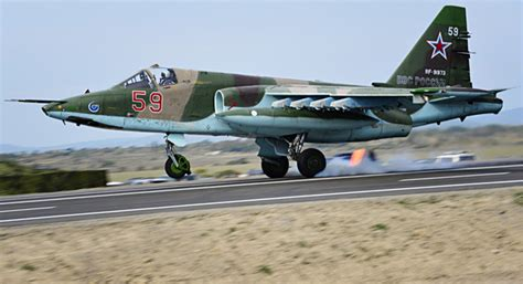 Kitchen Of The Future by Su 25 Old Warrior Is Future Of Russian Attack Aviation