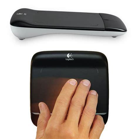 Touchpad Logitech logitech unveils wireless multi touch touchpad