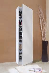 Tall Mirrored Shoe Cabinet Space Saving Calypso Contemporary Tall Mirrored Shoe