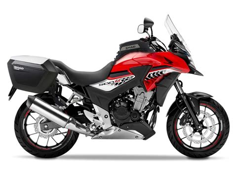 blibli honda jual shad side bracket motor for honda cb500x 2016 up