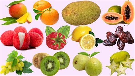fruit names fruit names for children toddlers preschool