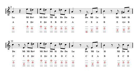 mi tab themes free mandolin sheet music tab blank sheet music for