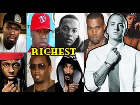 top 10 richest rappers in the world 2014 2015