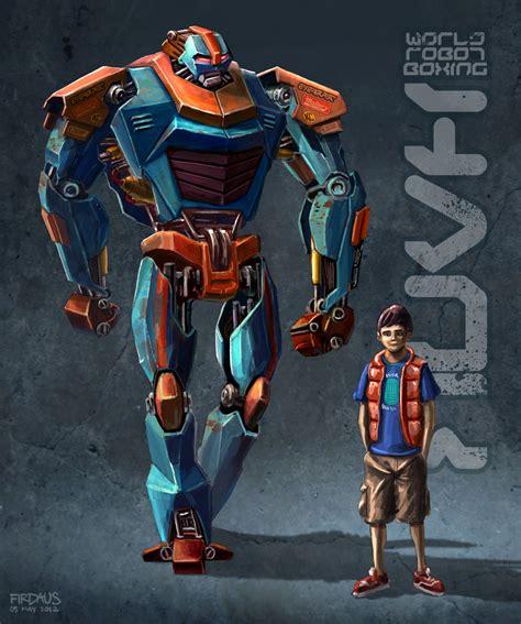 film world robot boxing world robot boxing hank by freakyfir on deviantart
