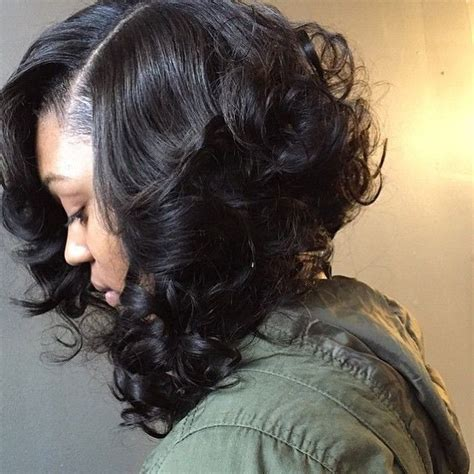 sew in swing bob hairstyle 84 best flawless hair bob weave images on pinterest