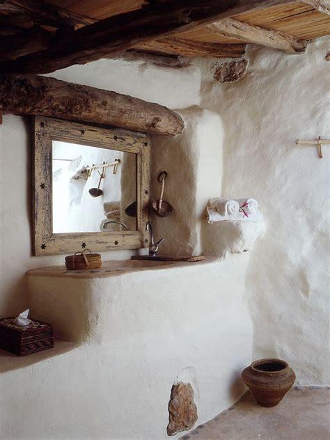 adobe bathrooms rustic bathroom white washed adobe and beams bathrooms