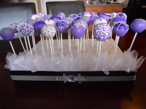 Cake Pops For Wedding Shower by 197 Best Images About Purple Cake On Ombre