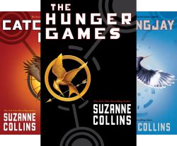hunger games trilogy  book series
