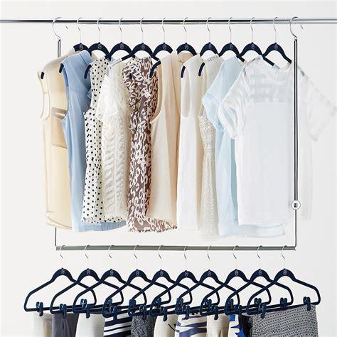 Umbra Dublet Closet Rod Expander umbra dublet adjustable closet rod expander the container store