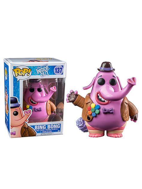 Funko Pop Disney Inside Out Bong Clear Exclusive 137 funko disney inside out bong exclusive 137 toyslife