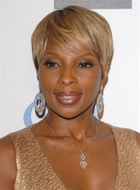 mary j blige hairstyles pictures mary j blige short hairstyles