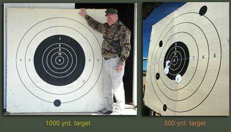 500 Yard Target Size by Teener Crew For Page 686 Ar15