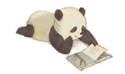 libro panda bear panda bear loving books on