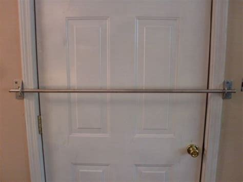 comparamus see safe home security door bar restraint system