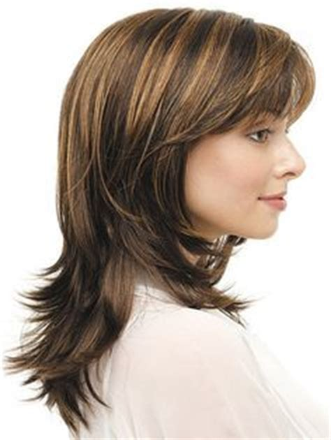 long long hair w lots layers and bangs long shag haircut 2015 google search hair styles
