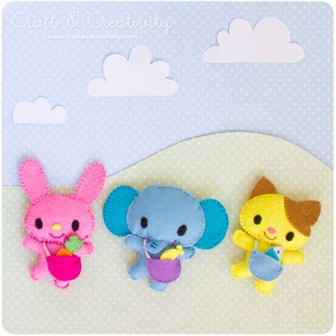 pattern for felt animals 201 best plushie tutorial pattern images on pinterest