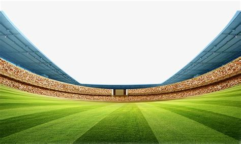 stadium my free photoshop world stadium football field green runway png and psd file for