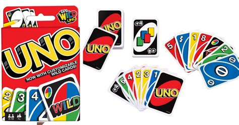 printable uno card game printing amazon uno card game only 2 99 add on item