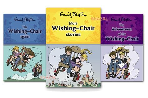 Wishing Chair enid blyton the wishing chair collection 3 books set pack brand new pb ebay