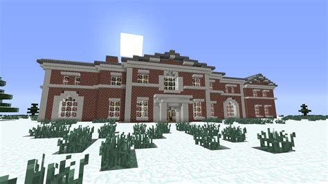 the biggest house ever the biggest house i have ever built in minecraft minecraft buildings pinterest
