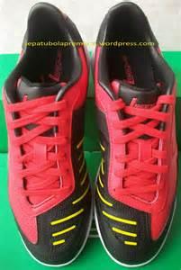 Sepatu Futsal Vans league gioro fts varsityred black blazingyellow sepatu