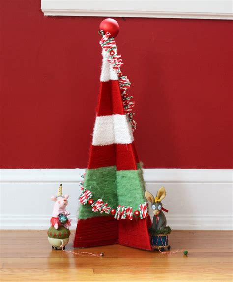 christmas tree not drinking water 100 tree not water yarn wrapped christma diy fir my cut tree is
