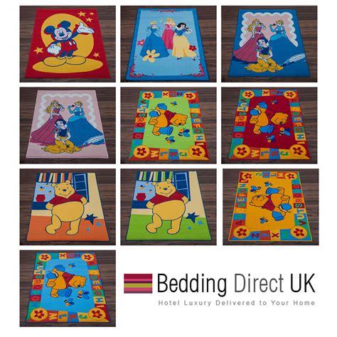 Disney Mat - official disney character children s rug non slip play