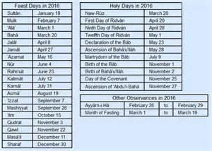 bahai calendar 2016 calendar template 2016