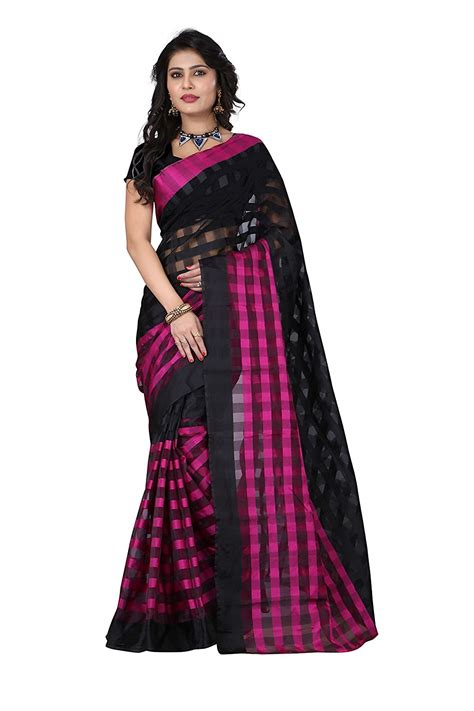 Self Background Check Attractive Sarees Clearance Sale
