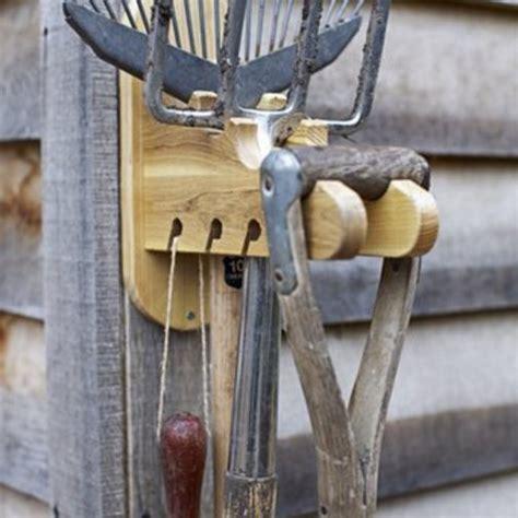 garden tool hanging ideas home garden design