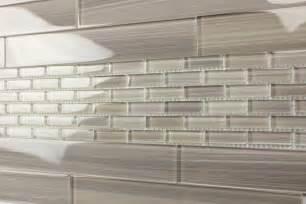 Gray subway tile backsplash 2 gray glass subway tile kitchen