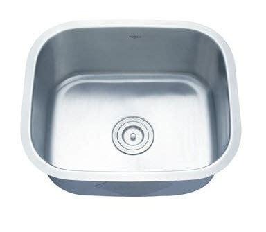 kraus kbu11 20 inch undermount single bowl 16 gauge kraus kbu11 20 inch undermount 16 gauge single bowl