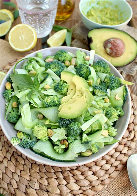 Green Detox Salads by Green Detox Salad Earthly Taste