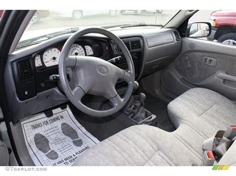 2001 Toyota Tacoma Interior by 2001 Toyota Tacoma Regular Cab 4x4 Interior Photo