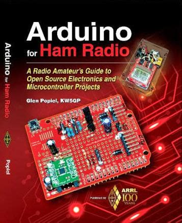ham radio is alive and well books arduino files