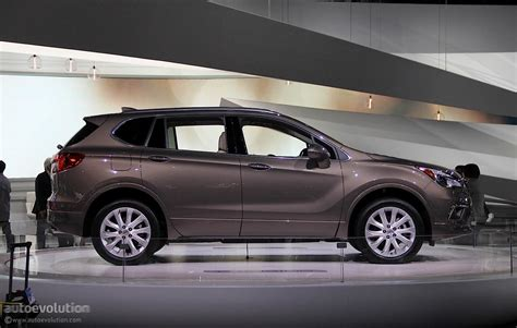2016 buick envision lands at the detroit auto show