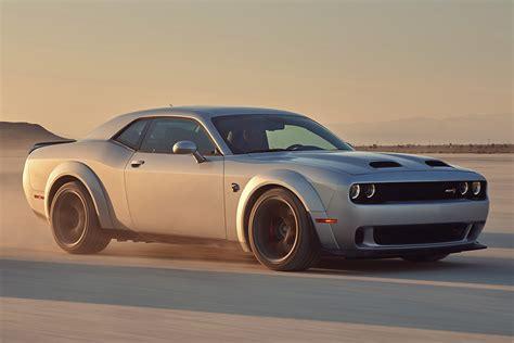 2019 Dodge Challenger Srt by 2019 Dodge Challenger Srt Hellcat Redeye Hiconsumption