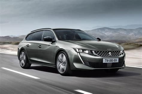 peugeot 508 sw new peugeot 508 sw estate joins saloon in line up auto