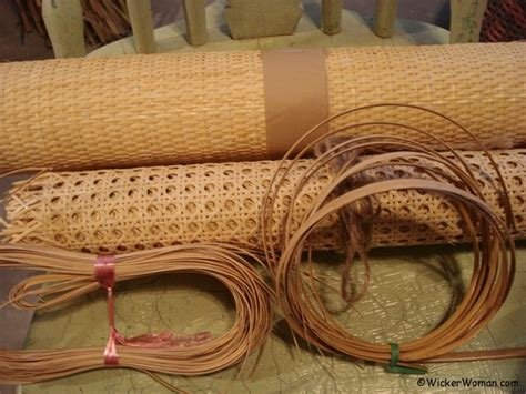 Wicker Chair Repair by Chair Caning History Craft Tips
